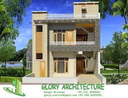 25x50 house elevation islamabad house elevation pakistan house
