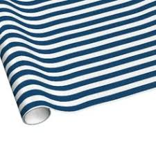 navy blue wrapping paper navy blue and white large stripe pattern wrapping paper