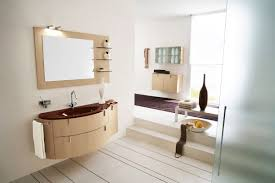 Decorating Ideas For Bathroom Mirrors Entrancing Images Of Beige Bathroom Design And Decoration Ideas