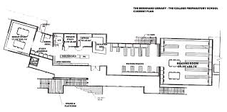 Floor Plan Library by Floor Plans College Prep Library Vision Subject Guides At The