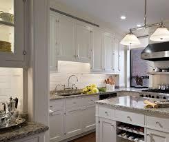 Best Kitchen Ideas Images On Pinterest Home Kitchen Ideas - Granite on white kitchen cabinets