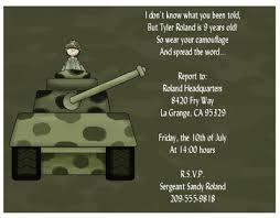 army tank invitation b day cards free u2013 orderecigsjuice info