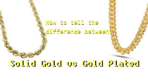 plated chain necklace images Solid gold vs gold plated chains jpg