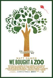thanksgiving posters sneak previews of cameron crowe u0027s we bought a zoo to run over