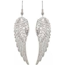 angel wing earrings 35 best images about winged jewlery on sterling silver