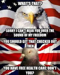 Freedom Meme - bald eagle freedom meme