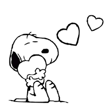 collection solutions snoopy coloring pages print
