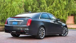 02 cadillac cts car of the year 2016 11 cadillac cts v robb report