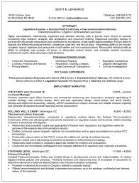 Insurance Experience Resume Insurance Defense Attorney Resume Sample Recentresumes Com