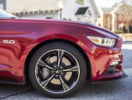 Red And Black Mustang Gt 2016 F Ord Mustang Gt Fastback California Special U2013 Speed