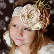 lace headbands set of 10 headbands baby lace headband set you choose colors