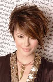 a symetric hair cut round face short asymmetrical haircuts for round faces archives hairstyles