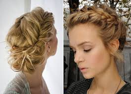 hairstyle for evening event the newest look for the spring summer seasons is different braid