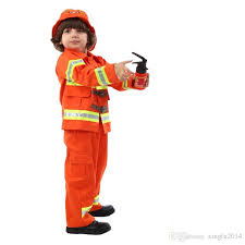 fireman costume firefighter boys fireman costume fireman suit performance