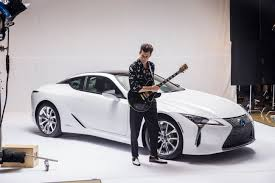 lexus lc commercial dancer english