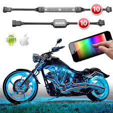 premium 10 strip 10 pod ios android app wifi control led