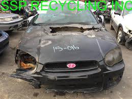 subaru 2004 buy 250 2004 subaru impreza deck trunk lid p 57509fe003