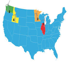 50 State Map Enerdynamics We U0027re The Leading Provider Of Energy Business