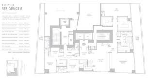 St Regis Residences Floor Plan Turnberry Ocean Club For Sale Search Mls Here