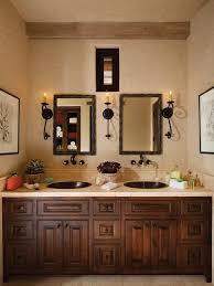 mediterranean bathroom ideas bold bathroom with dark glass tiles and crystal lights designers