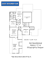 400 sq ft house floor plan traversville house plan house plans by garrell associates inc