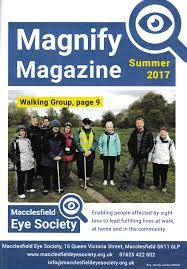 Magazines For The Blind Enabling People Affected By Sight Loss To Lead Fulfilling Lives At