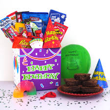birthday care packages birthday bash care packages and gifts ocm