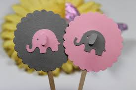 baby shower cupcake toppers hobby lobby baby shower diy