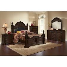 Bedroom Furniture Charleston Bay Black Ii King Storage Bed Clarion - Charleston bedroom furniture