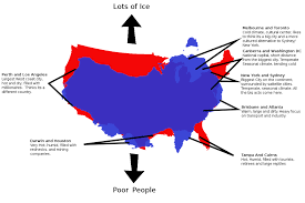 united states map and europe map usa and europe maps of usa 32 maps which will change how you