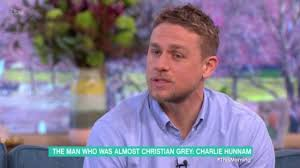 charlie hunnam reveals why he quit fifty shades of grey ok magazine