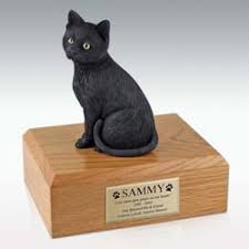 cat urn memorials funeral and cremation archive cat