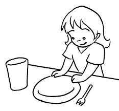 set the table clipart 7 clipart station