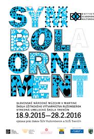 dotyky s ľudovou kultúrou symbol a ornament slovenské národné
