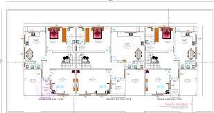 modern row house designs floor plan urban clipgoo arafen showy