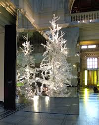 christmas tree installation by alexander mcqueen and tord boontje