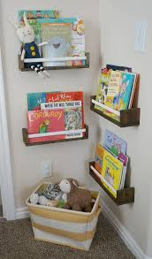 shelf liners ikea ikea bekvm spice rack saves space on gold accented shared girls room project nursery