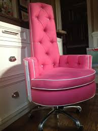 pink furry desk chair 9 best pink office decor images on pinterest office decor office