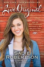 sadie robertson hair and beauty live original book by sadie robertson beth clark official