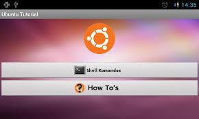 tutorial on ubuntu ubuntu tutorial apk 1 04 download free education apk download