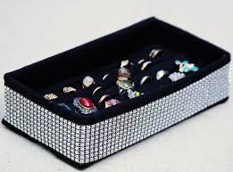 diy make a ring organizer from tissue box loversiq