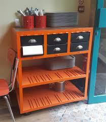 meuble de metier industriel broc u0026 co meubles de métiers en bois en métal vintage
