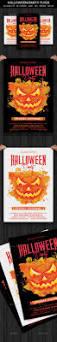 die besten 25 halloween party flyer ideen auf pinterest flyer