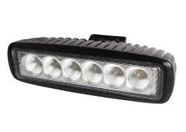 led driving lights automotive 6500k led vehicle driving lights spot flood auto work l 6 inch