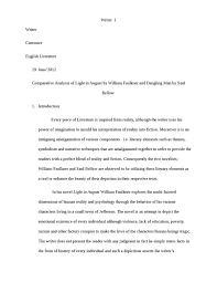 faulkner light in august light in august essay in essay bartleby welcome assignment turn in