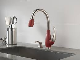 delta faucet 9158 sr dst fuse single handle pull down kitchen
