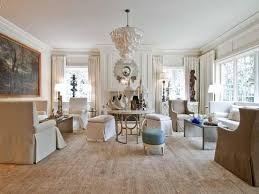 Round Capiz Chandelier Cottage Living Room With Chandelier By Tony Leocadio Zillow Digs
