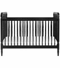 Black Convertible Crib Million Dollar Baby Liberty 3 In 1 Convertible Crib Black