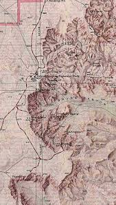 Topographical Map Of Utah by Free Download Utah National Park Maps