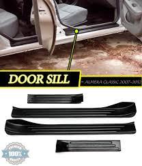 nissan almera loss of power door sill case for nissan almera classic 2007 2012 4 pcs set sill
